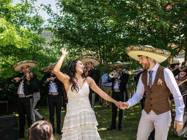 La boda de Chuchi y Lili en Rada, Cantabria 77