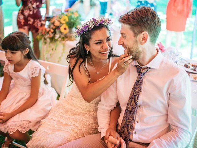 La boda de Chuchi y Lili en Rada, Cantabria 101