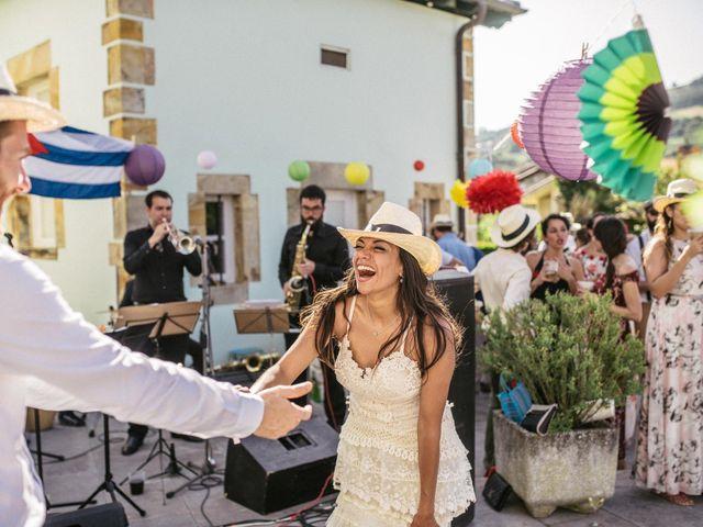 La boda de Chuchi y Lili en Rada, Cantabria 104