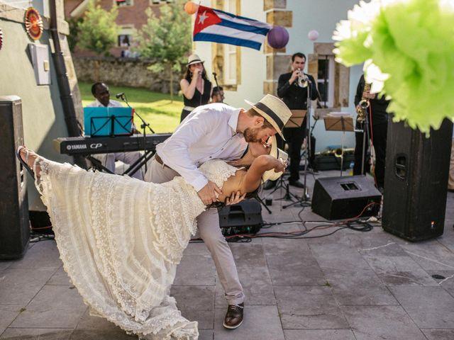 La boda de Chuchi y Lili en Rada, Cantabria 105