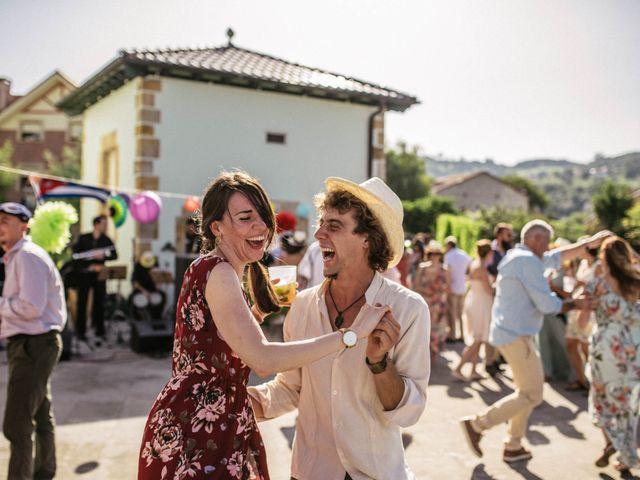 La boda de Chuchi y Lili en Rada, Cantabria 107