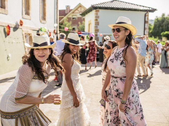 La boda de Chuchi y Lili en Rada, Cantabria 108