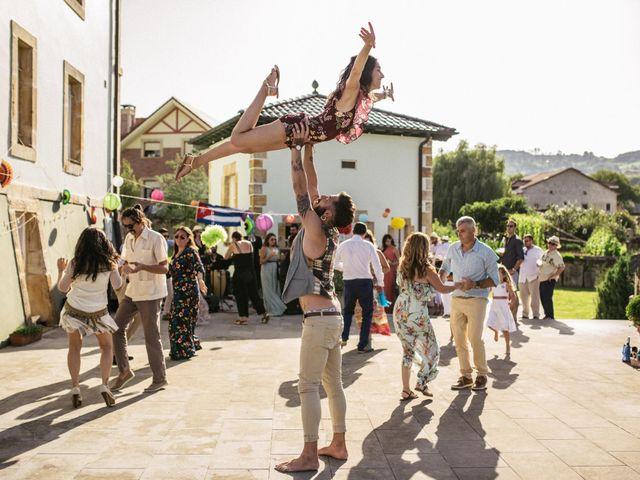 La boda de Chuchi y Lili en Rada, Cantabria 110