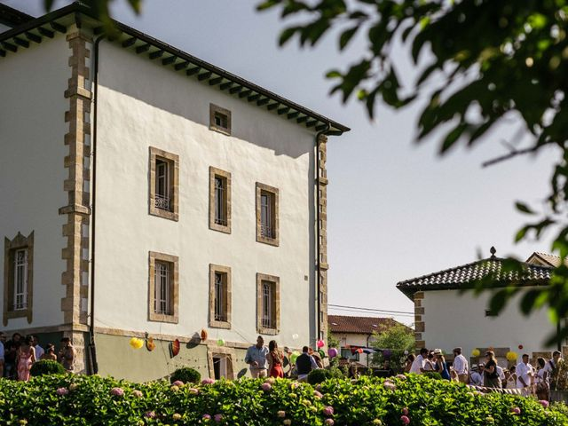La boda de Chuchi y Lili en Rada, Cantabria 123