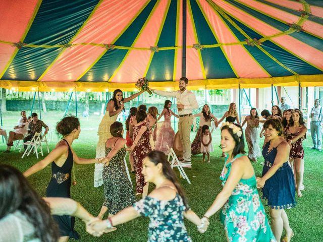 La boda de Chuchi y Lili en Rada, Cantabria 124