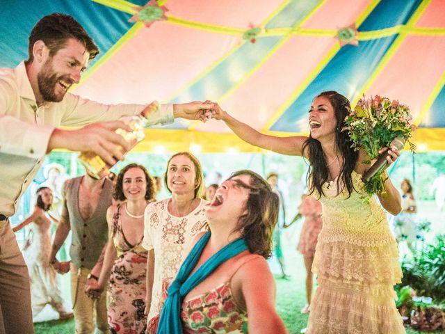 La boda de Chuchi y Lili en Rada, Cantabria 125