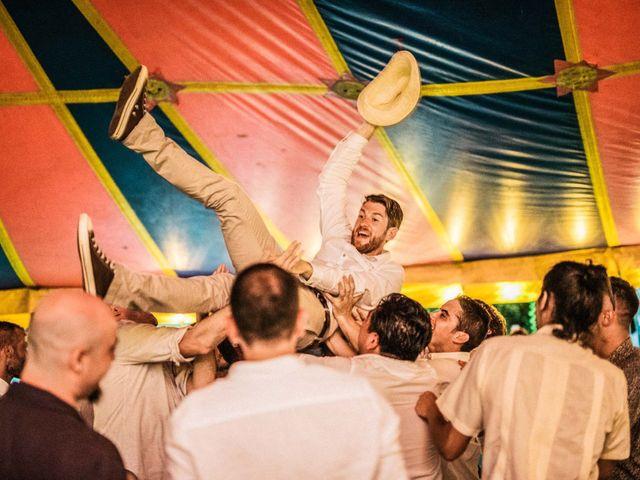 La boda de Chuchi y Lili en Rada, Cantabria 127