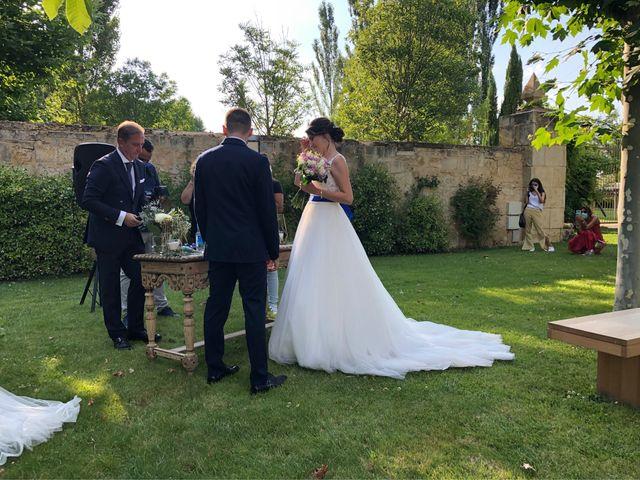 La boda de Asier y Rosa en Salamanca, Salamanca 1
