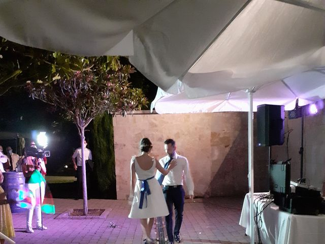 La boda de Asier y Rosa en Salamanca, Salamanca 2