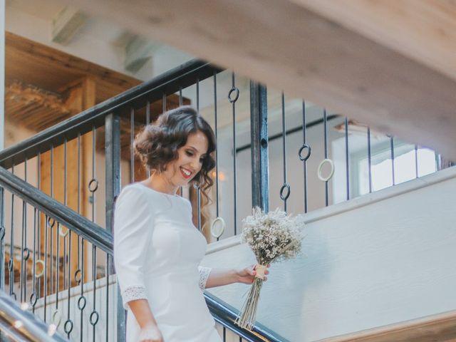 La boda de Pedro y Sabela en Madrid, Madrid 10