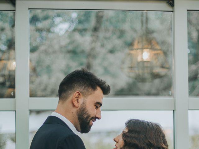 La boda de Pedro y Sabela en Madrid, Madrid 18