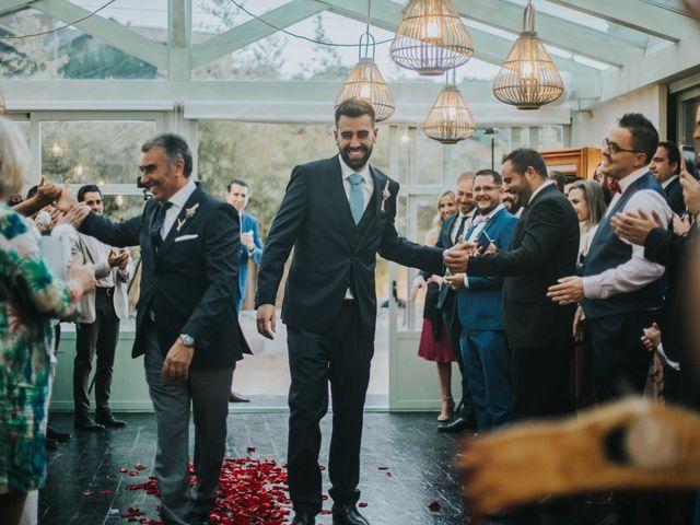 La boda de Pedro y Sabela en Madrid, Madrid 25