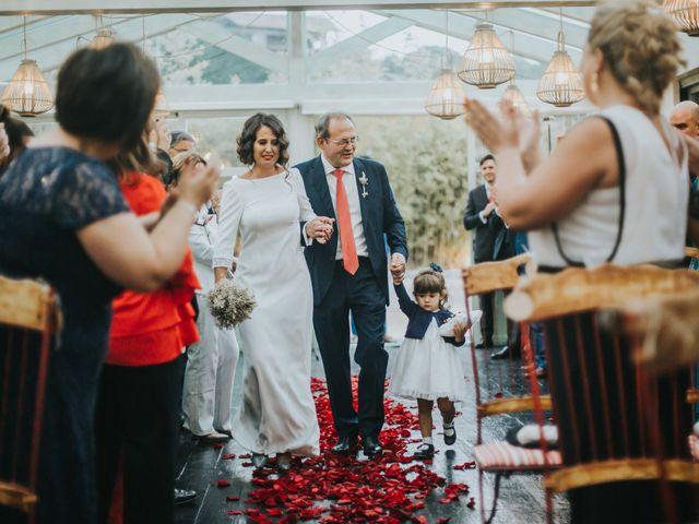 La boda de Pedro y Sabela en Madrid, Madrid 27