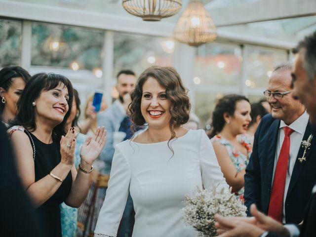 La boda de Pedro y Sabela en Madrid, Madrid 28