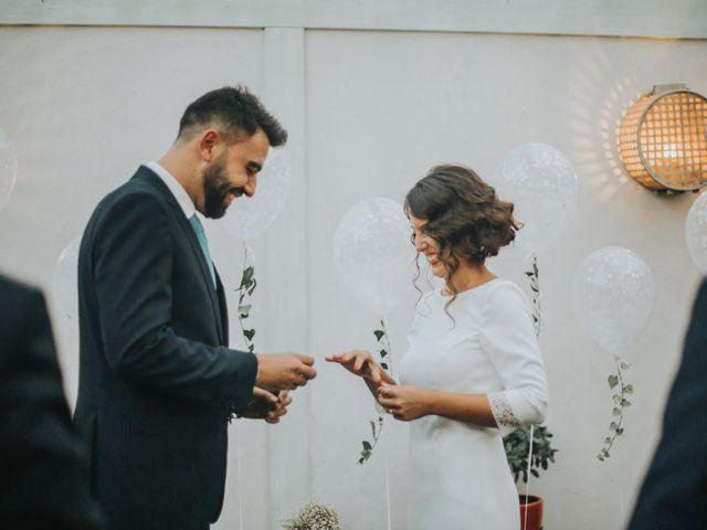 La boda de Pedro y Sabela en Madrid, Madrid 29