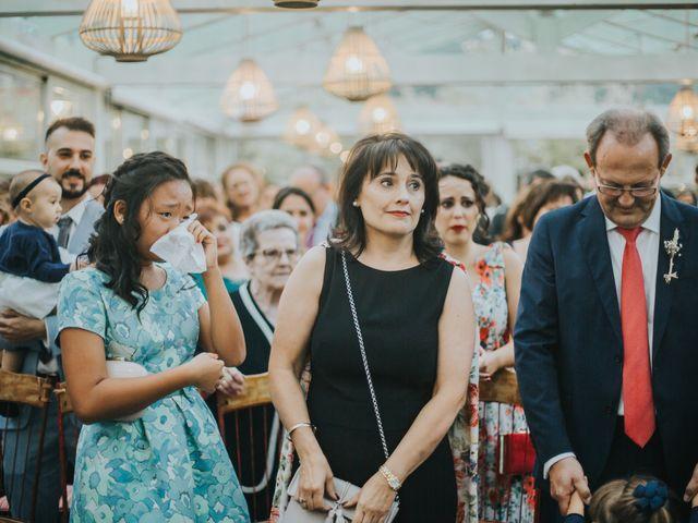 La boda de Pedro y Sabela en Madrid, Madrid 32