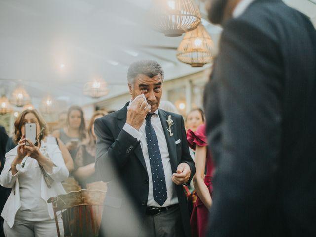 La boda de Pedro y Sabela en Madrid, Madrid 33