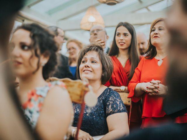 La boda de Pedro y Sabela en Madrid, Madrid 37