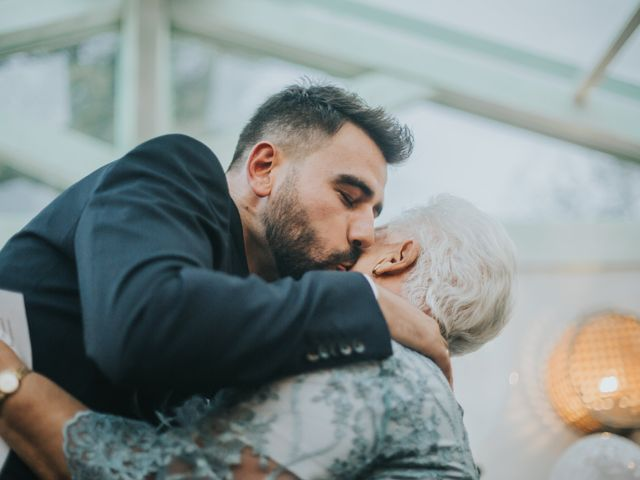 La boda de Pedro y Sabela en Madrid, Madrid 39