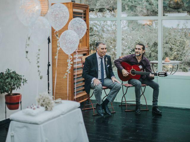 La boda de Pedro y Sabela en Madrid, Madrid 44