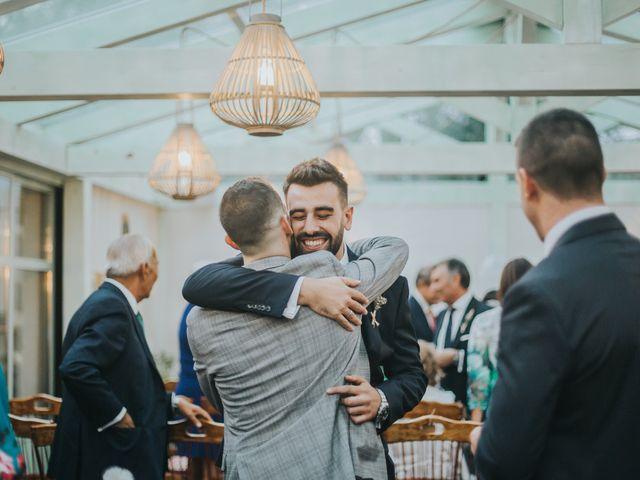 La boda de Pedro y Sabela en Madrid, Madrid 45