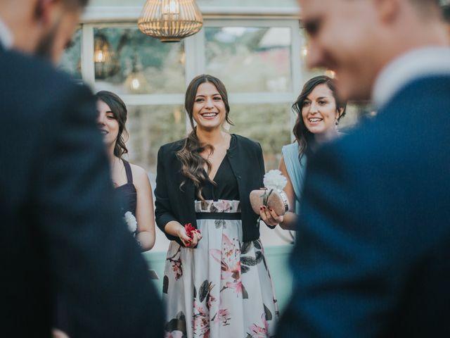 La boda de Pedro y Sabela en Madrid, Madrid 46