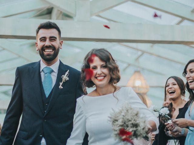 La boda de Pedro y Sabela en Madrid, Madrid 48