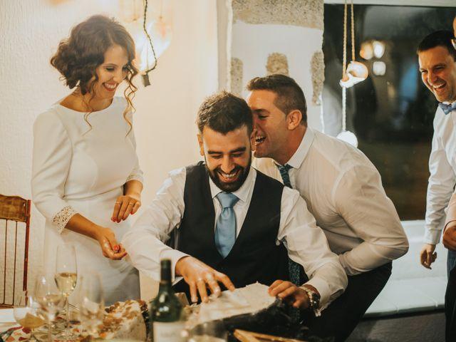 La boda de Pedro y Sabela en Madrid, Madrid 55