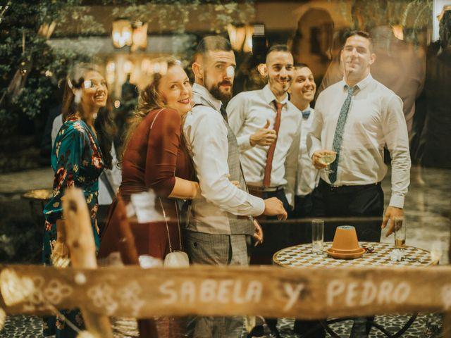 La boda de Pedro y Sabela en Madrid, Madrid 57