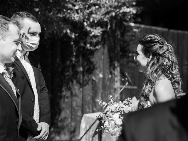 La boda de Gorka y Izaskun en Durango, Vizcaya 21