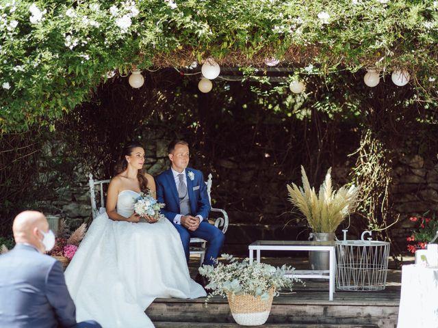 La boda de Gorka y Izaskun en Durango, Vizcaya 30