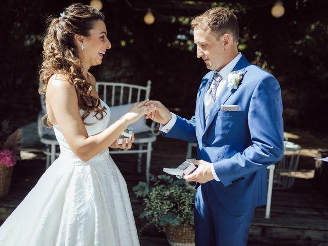 La boda de Gorka y Izaskun en Durango, Vizcaya 34