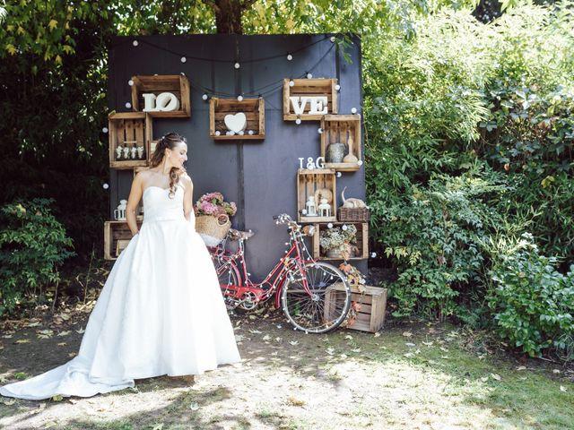 La boda de Gorka y Izaskun en Durango, Vizcaya 38