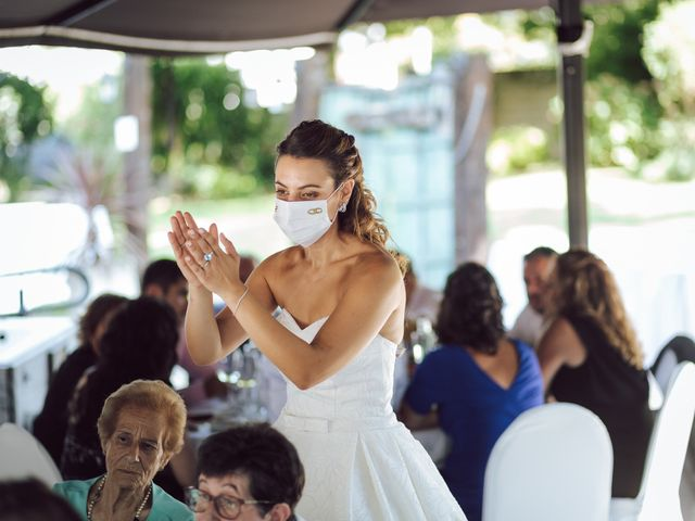 La boda de Gorka y Izaskun en Durango, Vizcaya 48