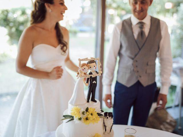 La boda de Gorka y Izaskun en Durango, Vizcaya 52