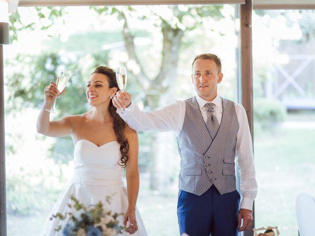 La boda de Gorka y Izaskun en Durango, Vizcaya 53