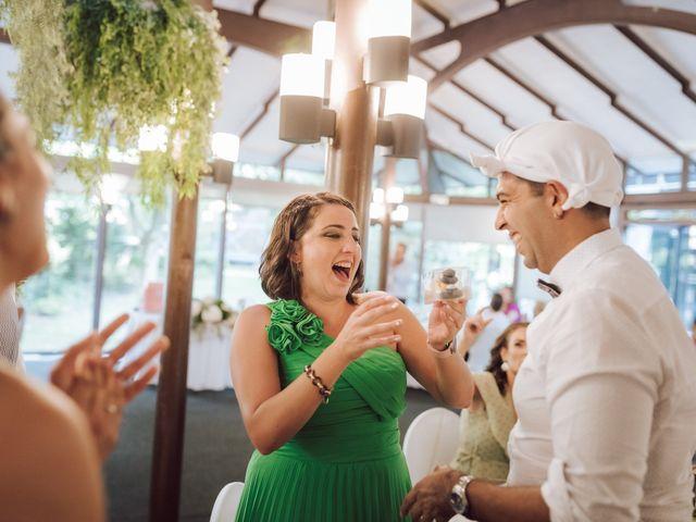 La boda de Gorka y Izaskun en Durango, Vizcaya 56