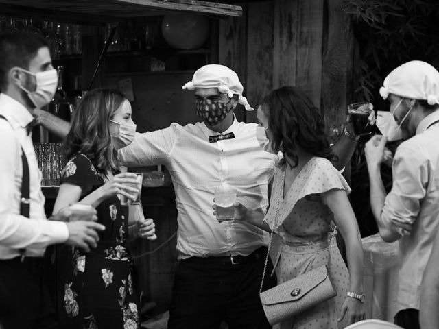 La boda de Gorka y Izaskun en Durango, Vizcaya 73