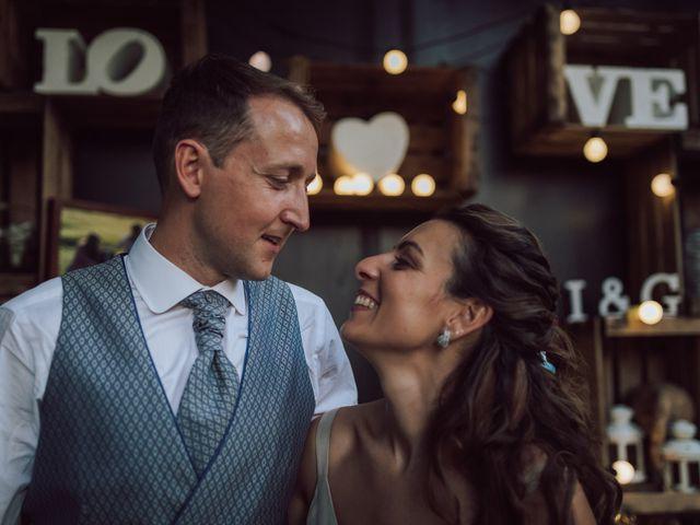 La boda de Gorka y Izaskun en Durango, Vizcaya 74