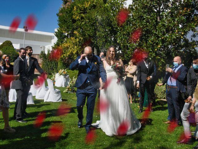 La boda de Hans y Meritxell en Mollerussa, Lleida 2