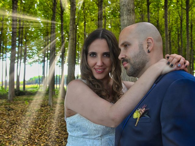 La boda de Hans y Meritxell en Mollerussa, Lleida 11