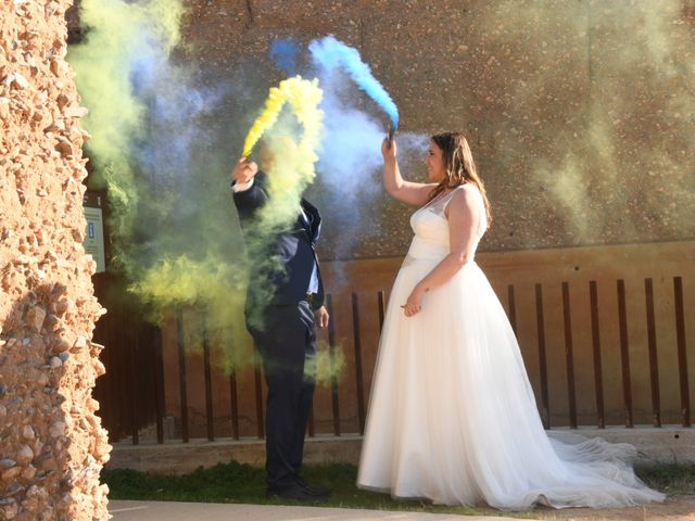 La boda de Hans y Meritxell en Mollerussa, Lleida 12