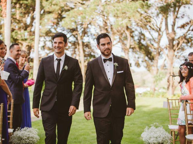 La boda de César y Keila en Arucas, Las Palmas 51
