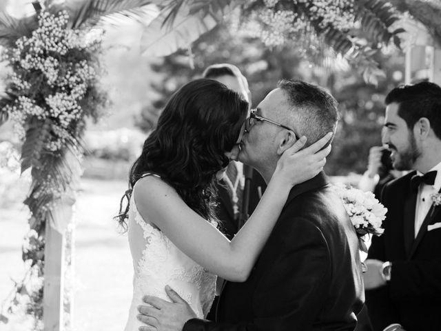 La boda de César y Keila en Arucas, Las Palmas 53