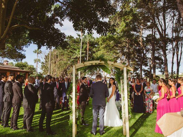 La boda de César y Keila en Arucas, Las Palmas 54