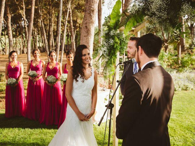 La boda de César y Keila en Arucas, Las Palmas 55