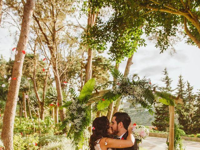 La boda de César y Keila en Arucas, Las Palmas 60