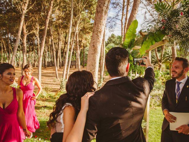 La boda de César y Keila en Arucas, Las Palmas 62