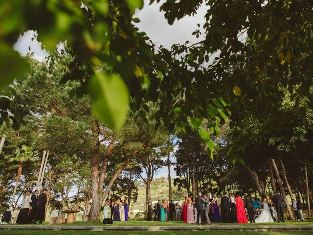 La boda de César y Keila en Arucas, Las Palmas 64