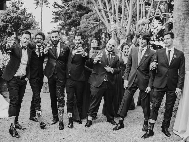 La boda de César y Keila en Arucas, Las Palmas 70